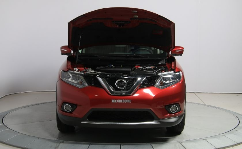 2014 Nissan Rogue SL AWD CUIR TOIT NAV CAMERA 360 DEGRÉS #32