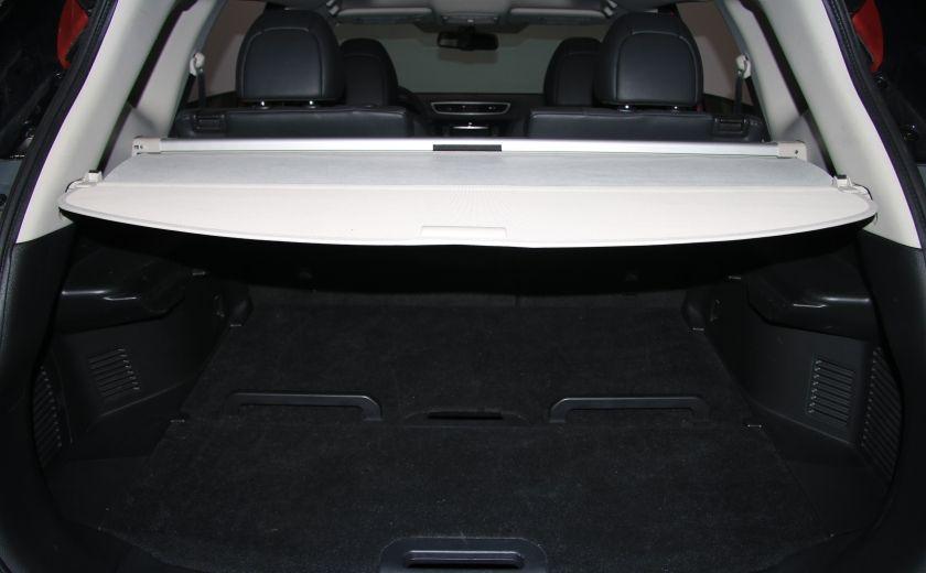 2014 Nissan Rogue SL AWD CUIR TOIT NAV CAMERA 360 DEGRÉS #34