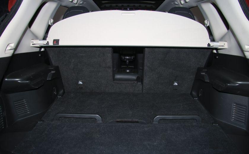 2014 Nissan Rogue SL AWD CUIR TOIT NAV CAMERA 360 DEGRÉS #35