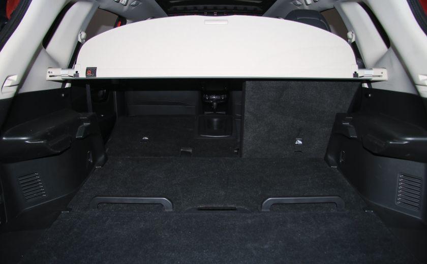 2014 Nissan Rogue SL AWD CUIR TOIT NAV CAMERA 360 DEGRÉS #36