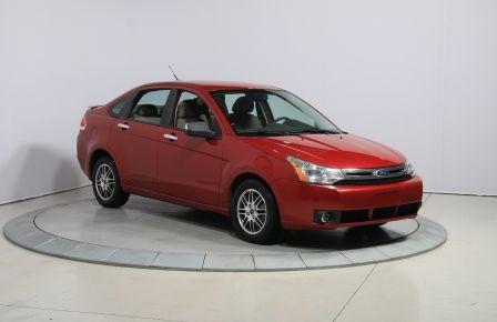 2011 Ford Focus SE SPORT AUTO A/C GR ELECT MAGS BLUETHOOT à Laval