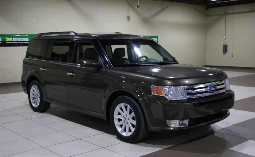 2011 Ford Flex SEL 7 PASSAGERS #0