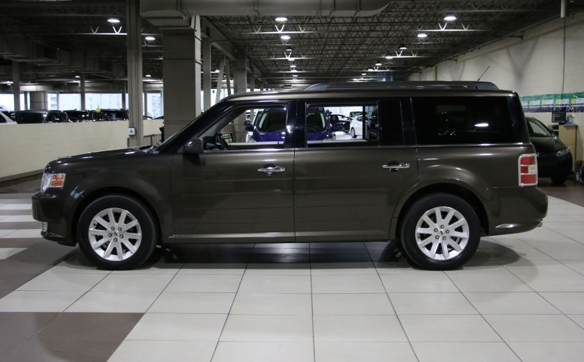 2011 Ford Flex SEL 7 PASSAGERS #3