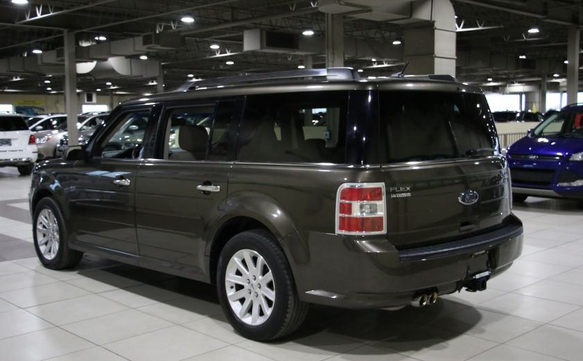 2011 Ford Flex SEL 7 PASSAGERS #4