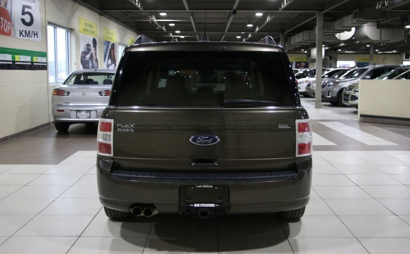 2011 Ford Flex SEL 7 PASSAGERS #5