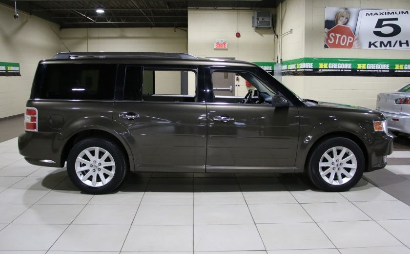 2011 Ford Flex SEL 7 PASSAGERS #7