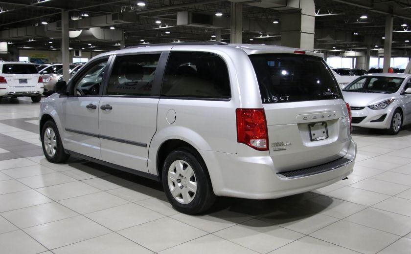 2011 Dodge GR Caravan SE Lecteur DVD #4