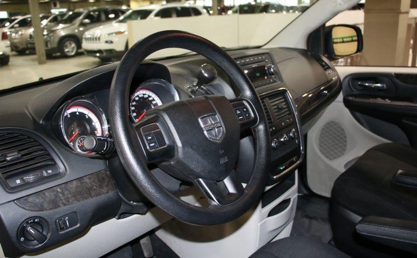 2011 Dodge GR Caravan SE Lecteur DVD #8