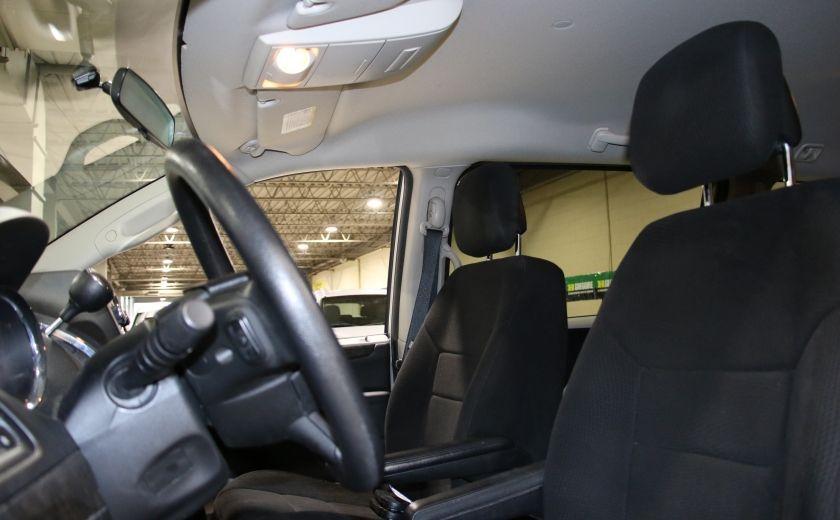 2011 Dodge GR Caravan SE Lecteur DVD #9