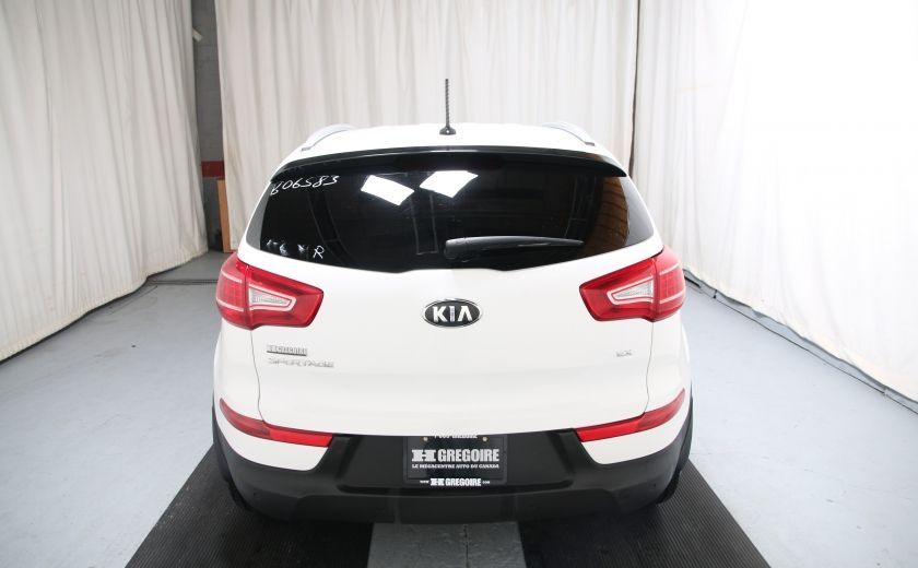 2013 Kia Sportage EX AUTO A/C GR ELECT MAGS BLUETHOOT #5
