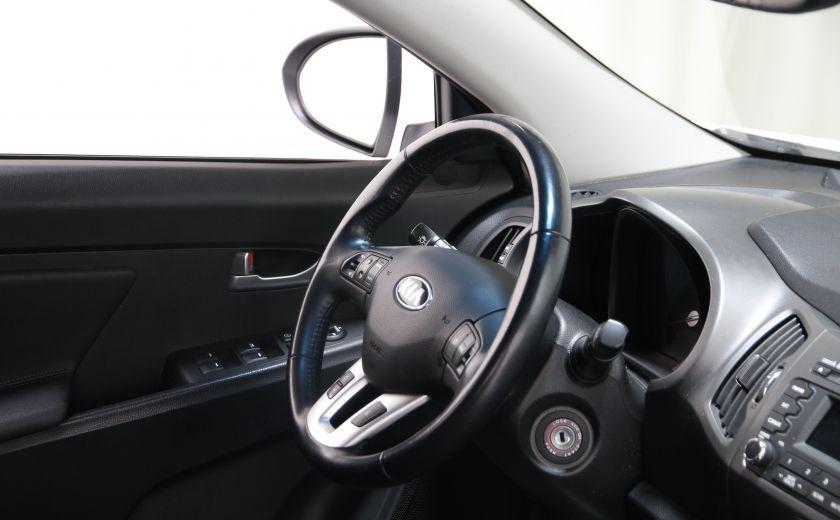 2013 Kia Sportage EX AUTO A/C GR ELECT MAGS BLUETHOOT #25
