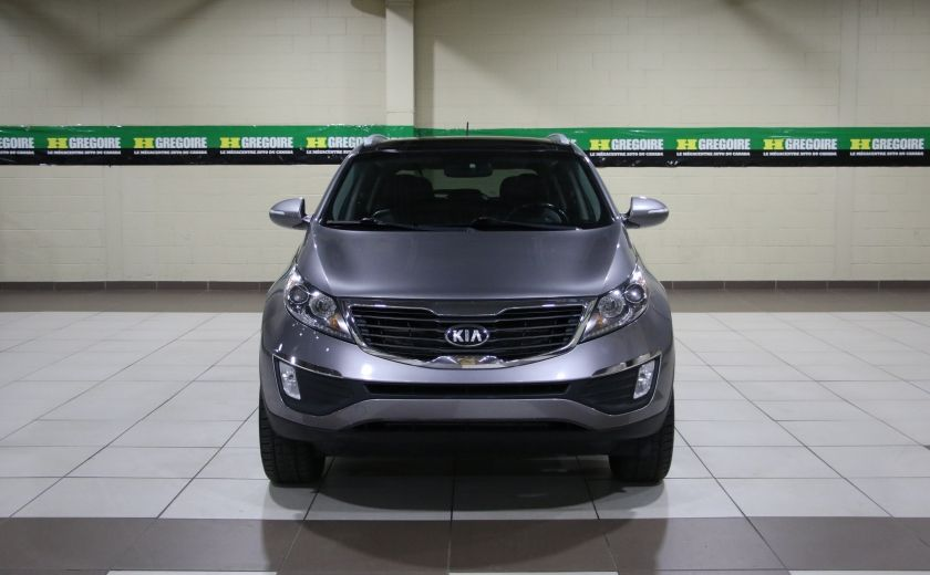 2013 Kia Sportage EX LUXE AWD CUIR TOIT PANO MAGS #1