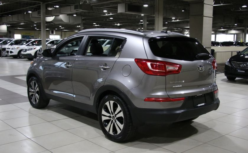 2013 Kia Sportage EX LUXE AWD CUIR TOIT PANO MAGS #4