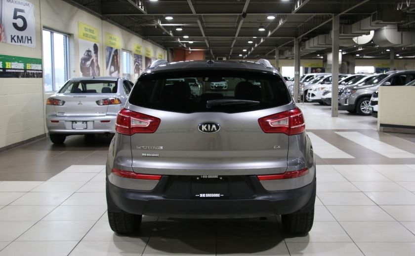 2013 Kia Sportage EX LUXE AWD CUIR TOIT PANO MAGS #5