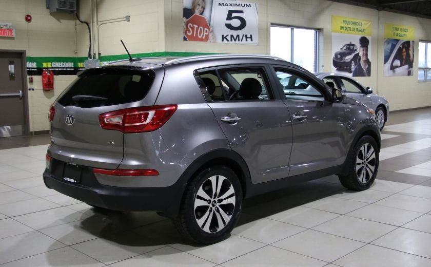 2013 Kia Sportage EX LUXE AWD CUIR TOIT PANO MAGS #6