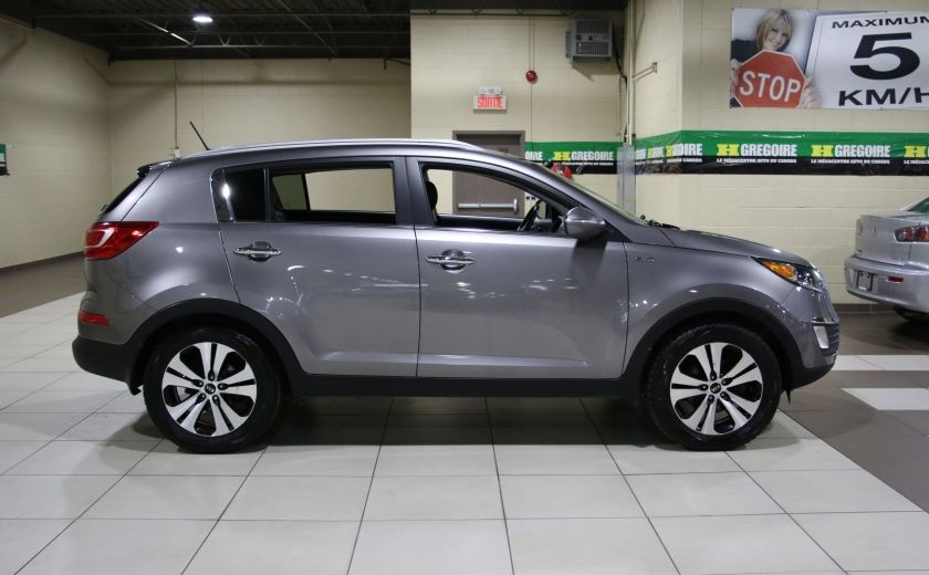 2013 Kia Sportage EX LUXE AWD CUIR TOIT PANO MAGS #7