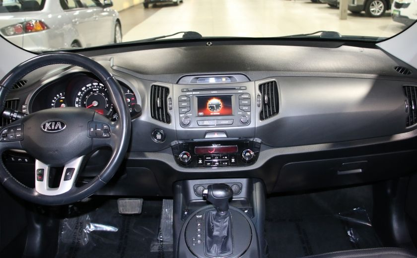 2013 Kia Sportage EX LUXE AWD CUIR TOIT PANO MAGS #13