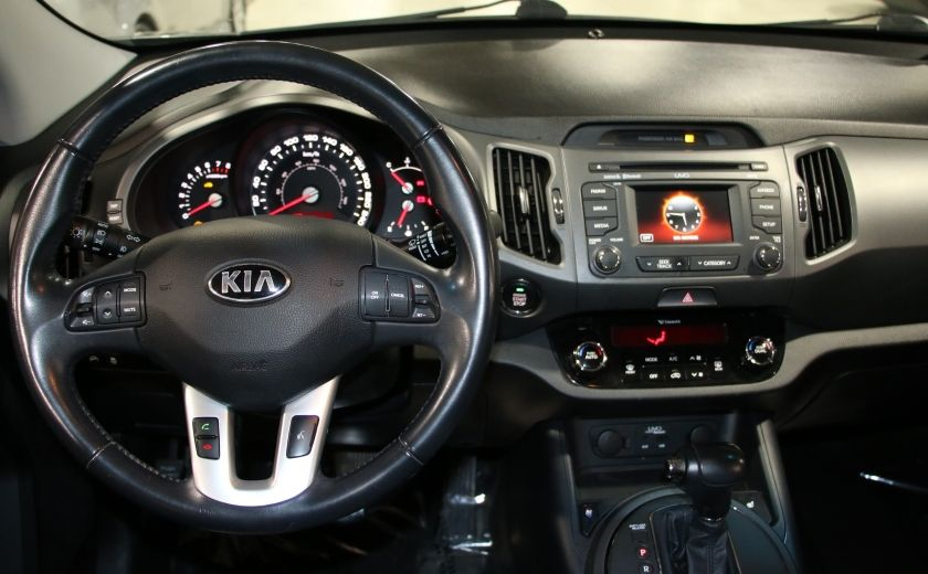 2013 Kia Sportage EX LUXE AWD CUIR TOIT PANO MAGS #14