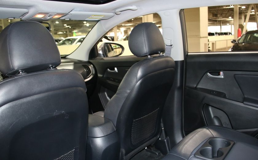 2013 Kia Sportage EX LUXE AWD CUIR TOIT PANO MAGS #22