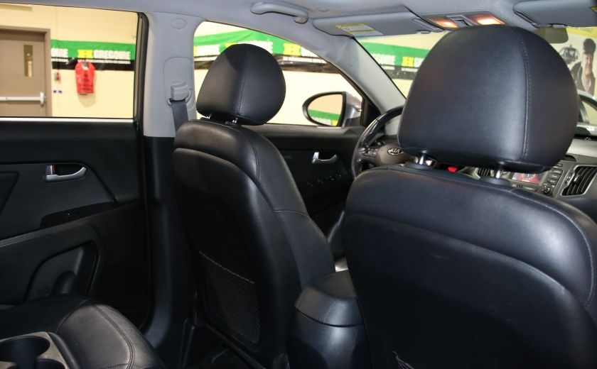 2013 Kia Sportage EX LUXE AWD CUIR TOIT PANO MAGS #24