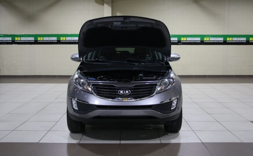 2013 Kia Sportage EX LUXE AWD CUIR TOIT PANO MAGS #30