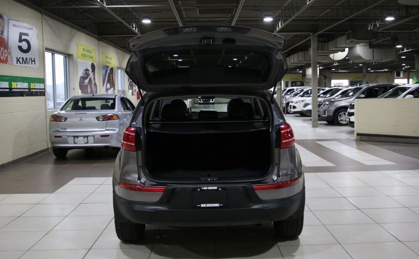 2013 Kia Sportage EX LUXE AWD CUIR TOIT PANO MAGS #31