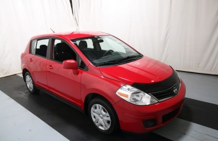 2010 Nissan Versa 1.8 S AUTOMATIQUE  A/C in Drummondville