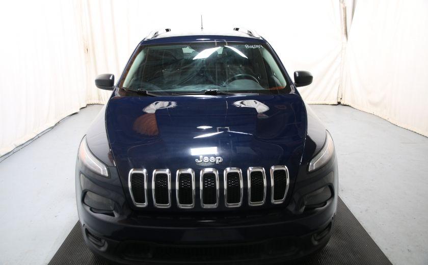 2014 Jeep Cherokee Sport #1