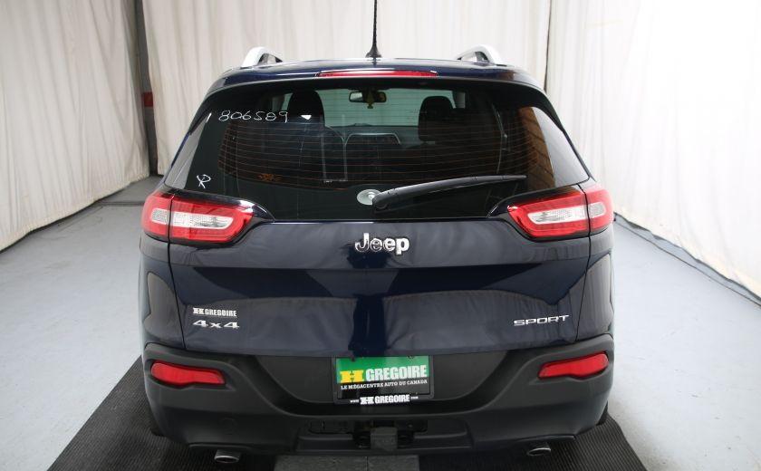 2014 Jeep Cherokee Sport #4