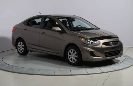 2013 Hyundai Accent L A/C in Drummondville