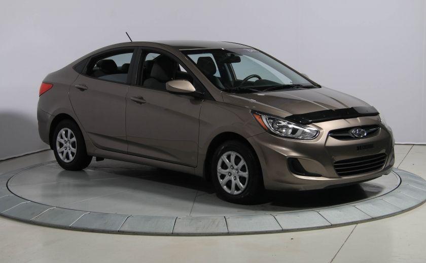 2013 Hyundai Accent L A/C #0