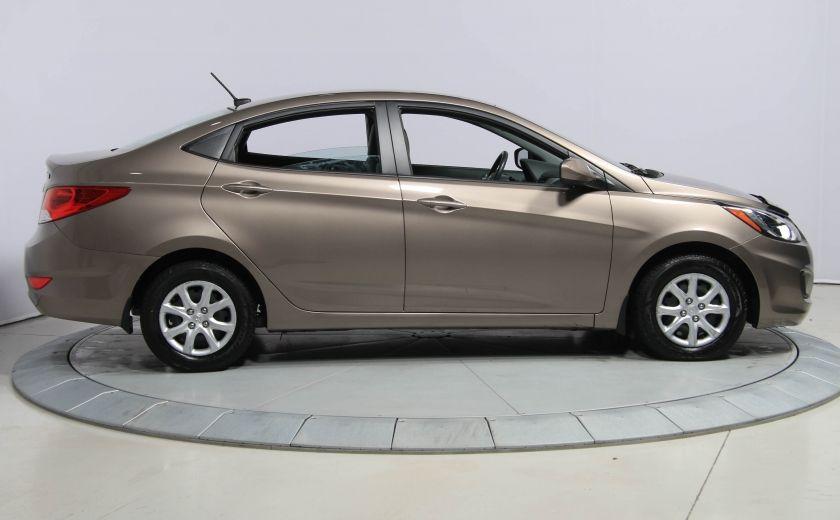 2013 Hyundai Accent L A/C #7