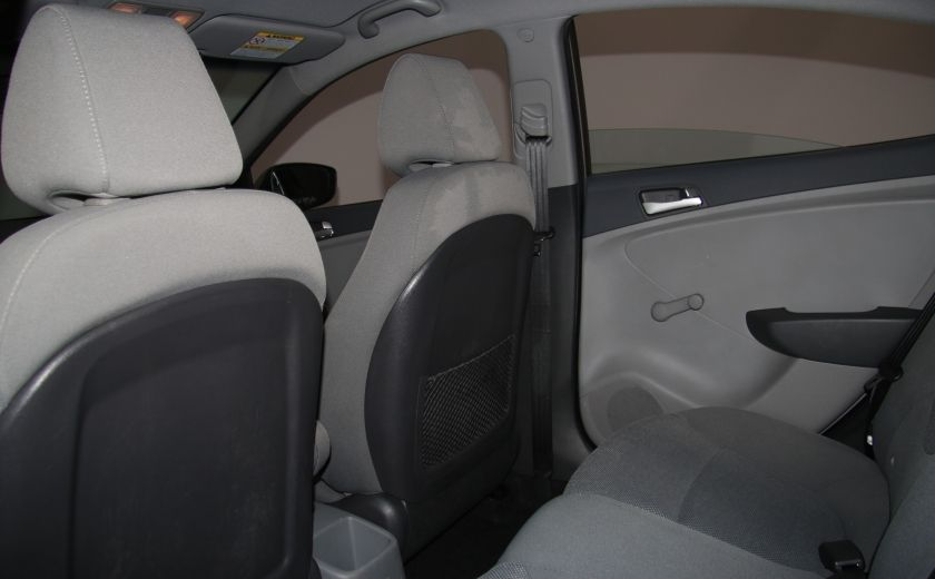 2013 Hyundai Accent L A/C #14