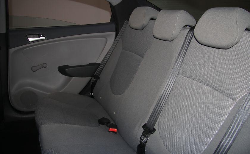 2013 Hyundai Accent L A/C #15