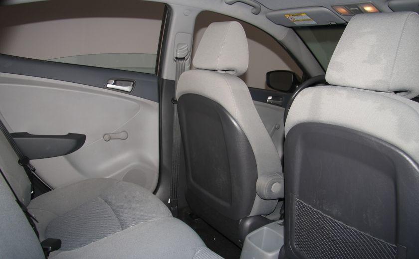 2013 Hyundai Accent L A/C #16