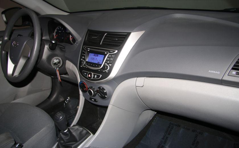 2013 Hyundai Accent L A/C #18