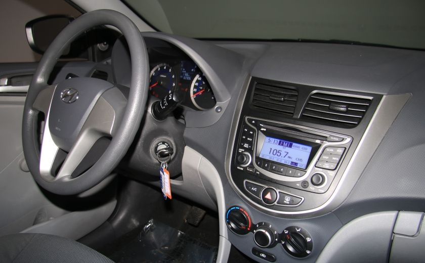 2013 Hyundai Accent L A/C #19