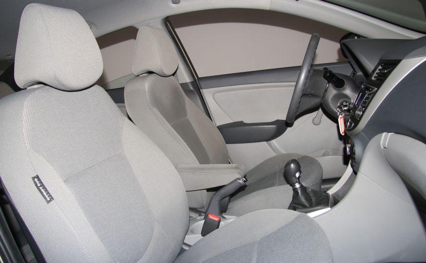 2013 Hyundai Accent L A/C #20