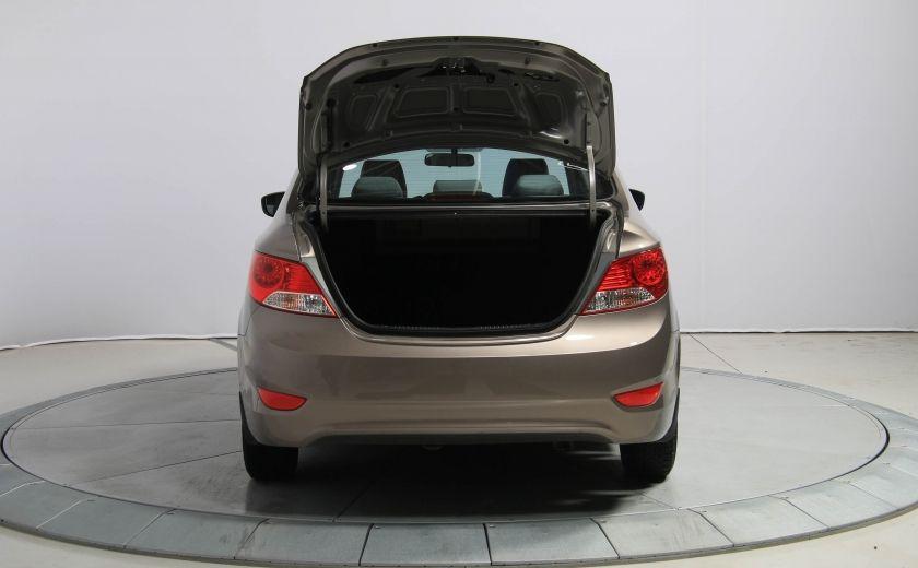 2013 Hyundai Accent L A/C #22