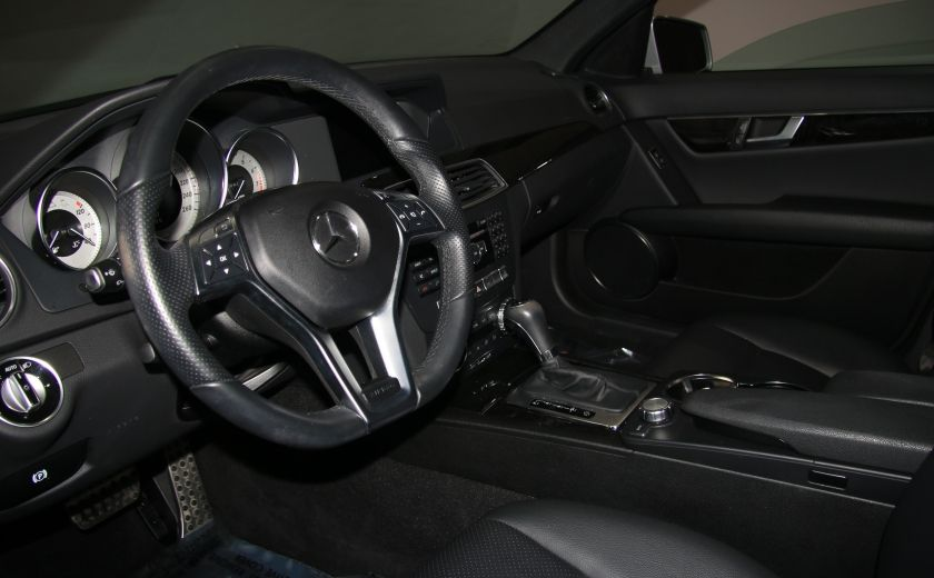 2014 Mercedes Benz C300 4MATIC AUTO CUIR TOIT NAVIGATION MAGS #6