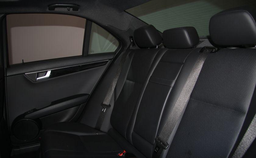 2014 Mercedes Benz C300 4MATIC AUTO CUIR TOIT NAVIGATION MAGS #20