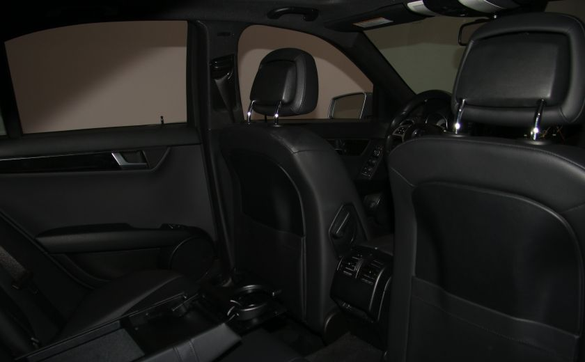 2014 Mercedes Benz C300 4MATIC AUTO CUIR TOIT NAVIGATION MAGS #21