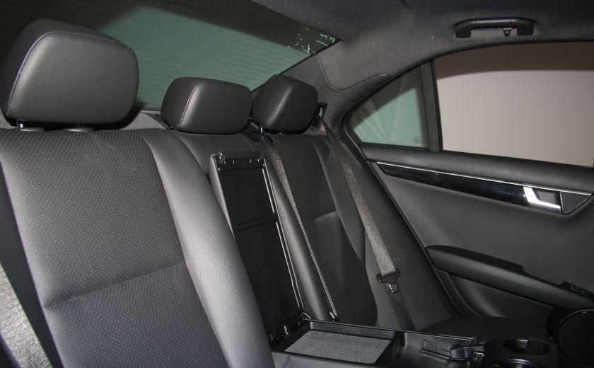 2014 Mercedes Benz C300 4MATIC AUTO CUIR TOIT NAVIGATION MAGS #22