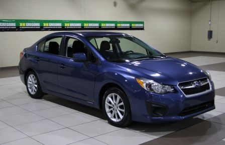 2013 Subaru Impreza 2.0i Touring AWD AUTO A/C BLUETOOTH in Sept-Îles