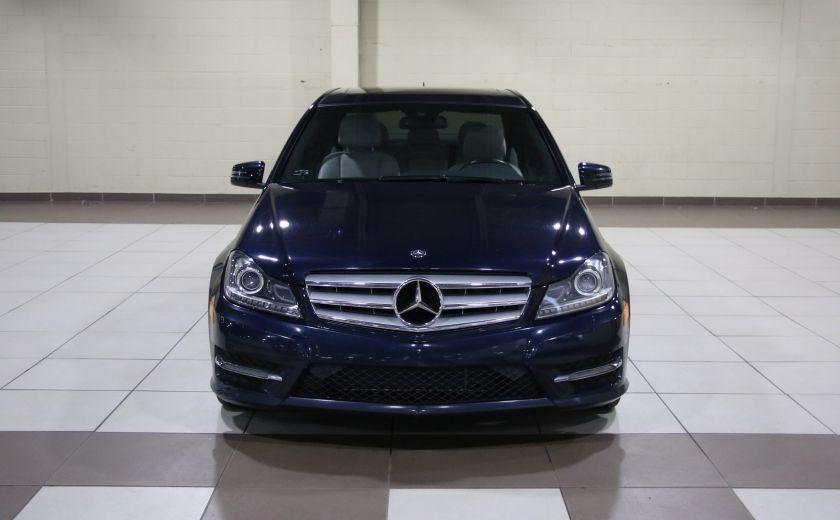 2013 Mercedes Benz C300 AWD AUTO A/C CUIR TOIT MAGS #1