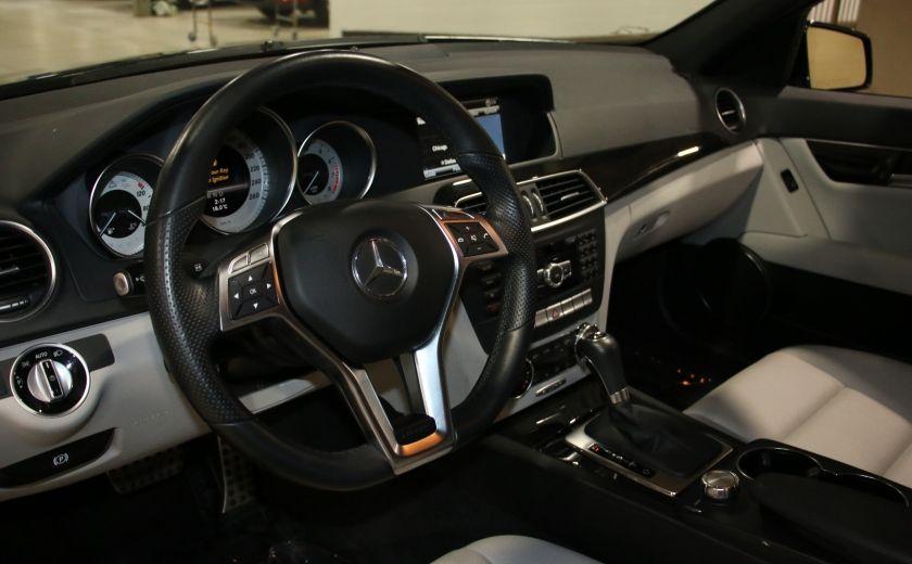 2013 Mercedes Benz C300 AWD AUTO A/C CUIR TOIT MAGS #8