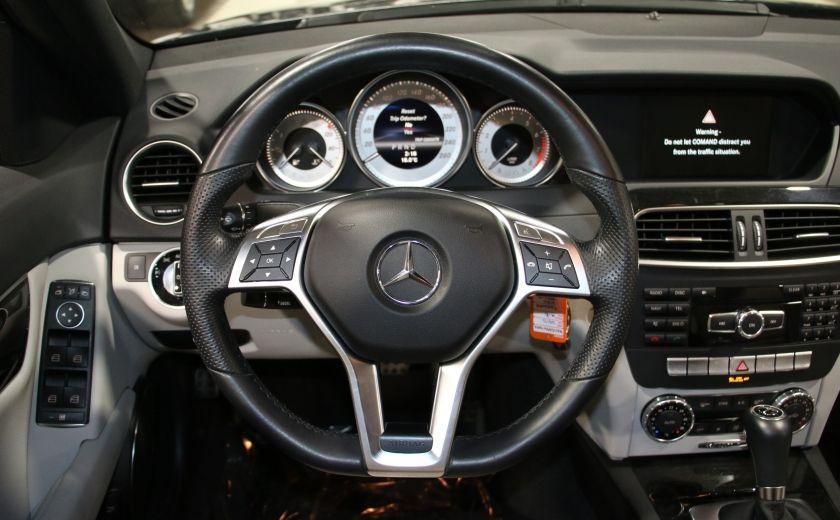2013 Mercedes Benz C300 AWD AUTO A/C CUIR TOIT MAGS #14