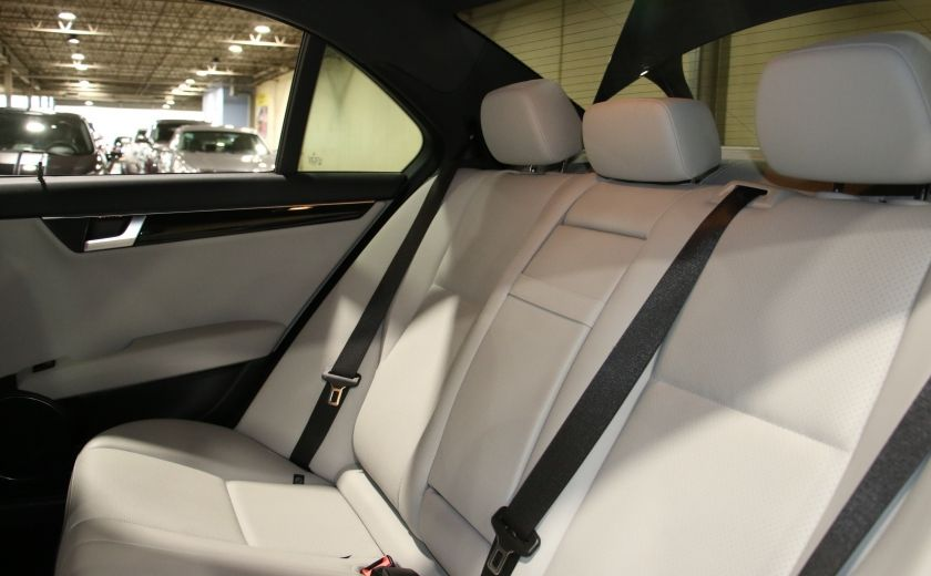 2013 Mercedes Benz C300 AWD AUTO A/C CUIR TOIT MAGS #20