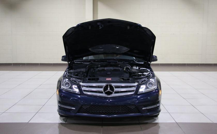 2013 Mercedes Benz C300 AWD AUTO A/C CUIR TOIT MAGS #27