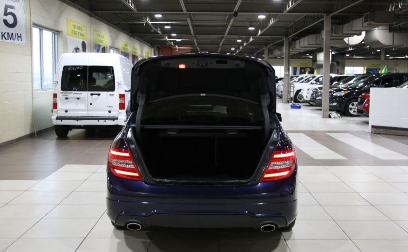 2013 Mercedes Benz C300 AWD AUTO A/C CUIR TOIT MAGS #28